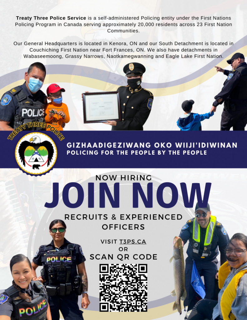 T3PS Recruitment Poster