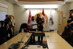 HJC Dian Green and Chief Liu